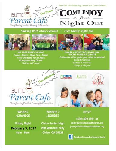 Parent Cafe Graphic